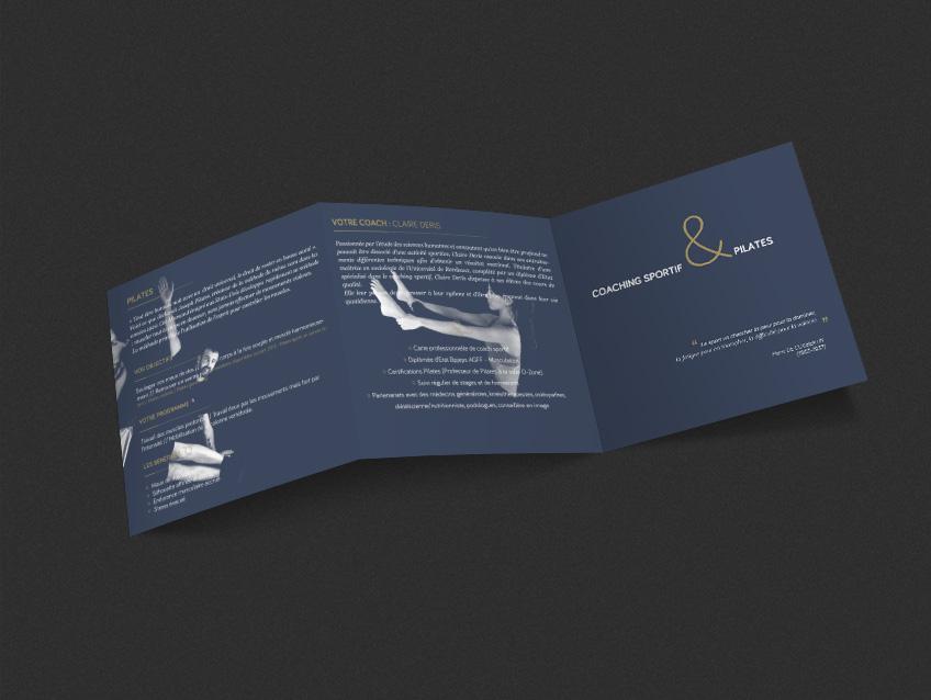 creation brochure