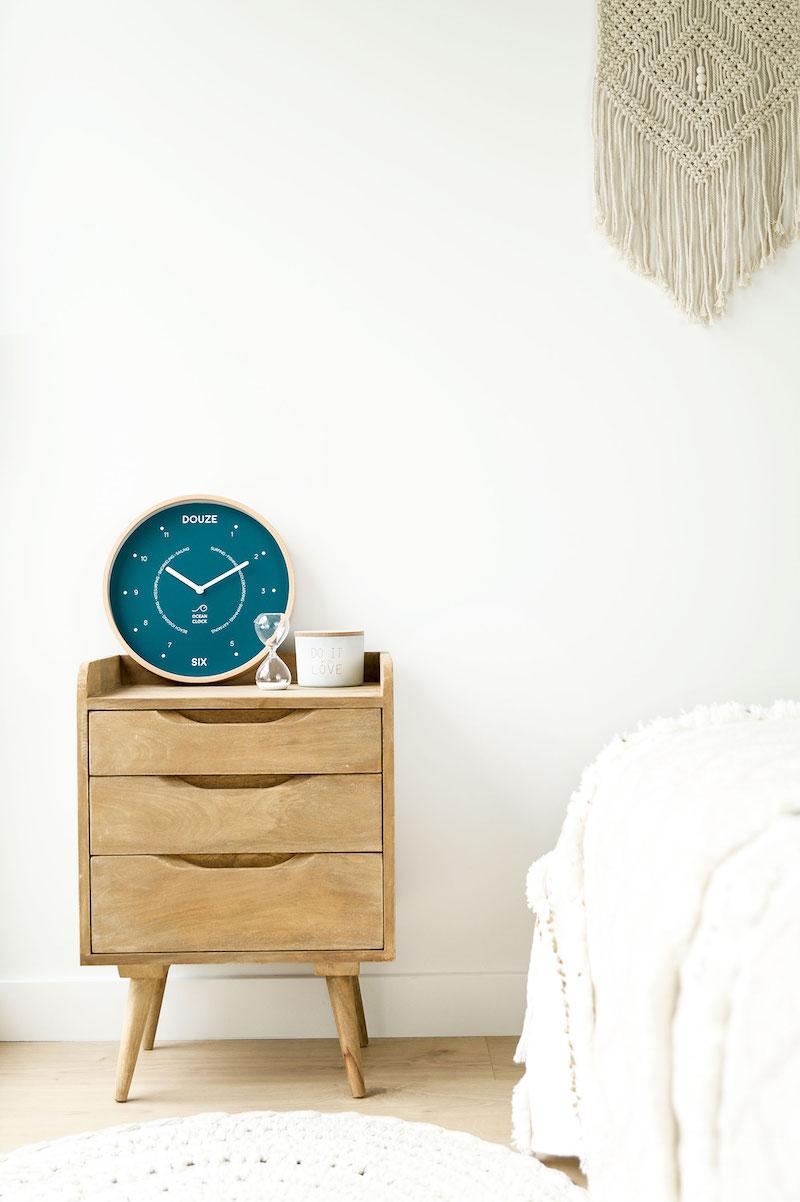 ocean clock horloge